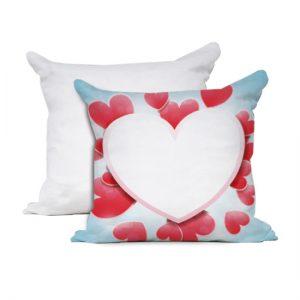 Cuscino San Valentino modello cuore
