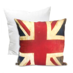 Cuscino Fantasia Bandiera UK