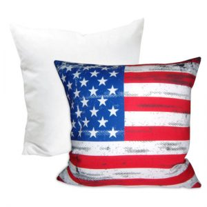 Cuscino Fantasia Bandiera USA