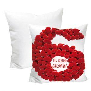 Cuscino San Valentino modello 6 il mio amore