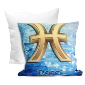 Guanciale segno zodiaco Pesci